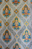 Mural. Garuda murals in temples in Thailand are beautiful delicacy Stock Photo