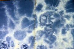 Mural Halifax céntrica Fotografía de archivo libre de regalías