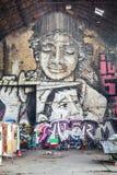 Mural in Kreuzberg, Berlin Stock Photography