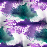Mural marsh, lilac seamless pattern background Royalty Free Stock Photo