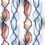 Mural orange diamonds background seamless pattern Royalty Free Stock Photo