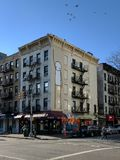 Murale in East Village, New York Fotografie Stock