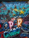 Murale a MOS Thailand 2018 immagini stock libere da diritti