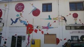 Murales стоковая фотография rf