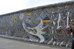 Murales en Berlín foto de archivo libre de regalías