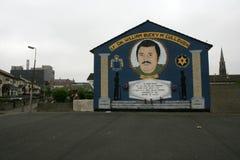 Murales leales en el creciente de Hopewell de William Bucky McCullough. Imágenes de archivo libres de regalías
