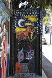 Murales muy creativos muy hermosos del callejón de Clarion, 38 imagenes de archivo