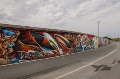 Murali Fotografia Stock
