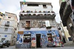 Murali di Orgosolo Immagine Stock Libera da Diritti