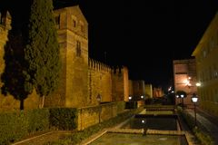 Muralla medieval Royalty Free Stock Photos