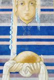 Murals Stock Image