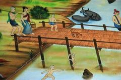 Murals Stock Images
