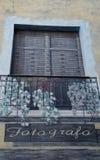 Murals wall painting in Fonni, Sardinia, Italy Stock Photos