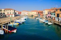 murano Βενετία Στοκ φωτογραφία με δικαίωμα ελεύθερης χρήσης