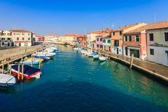 murano Βενετία Στοκ Φωτογραφία
