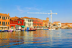 Murano building Stock Photos