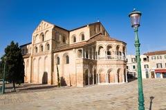 Murano church, Italy royalty free stock images