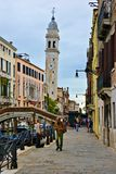 Murano di Venezia Fotografia Stock