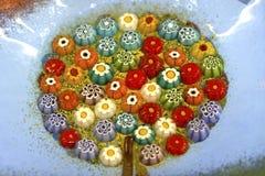 Murano exponeringsglas Fotografering för Bildbyråer