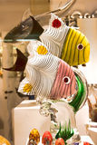 Murano Fishes Stock Photos