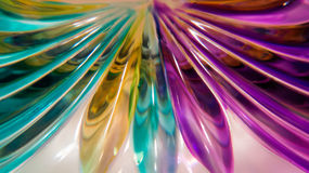 Murano glass abstract Stock Images