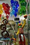Murano glass shop Stock Photo