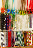 Murano glass strands Stock Photos