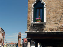 Murano Island, Stock Photo