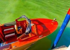 In Murano island near Venice in Italy Stock Photo