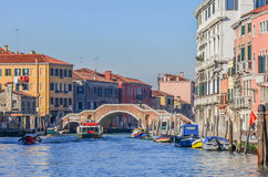 Murano Island of Venice Royalty Free Stock Photography