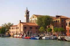 Murano island Royalty Free Stock Photos