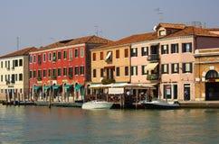 Murano island Royalty Free Stock Photo