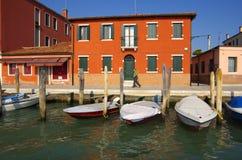 Murano island Stock Images