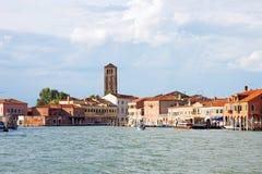 Murano Island, Venice Royalty Free Stock Image