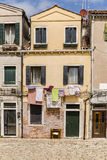 Murano Island in Venice royalty free stock photography