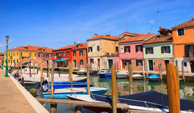 Murano island Royalty Free Stock Photo