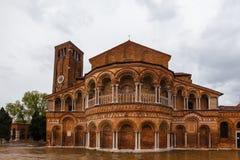 Murano, Italië Stock Foto