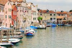Murano Italia Imagen de archivo libre de regalías