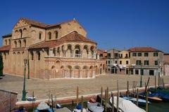 Murano, Italien Lizenzfreies Stockfoto