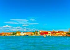 In Murano in Italy Royalty Free Stock Photos