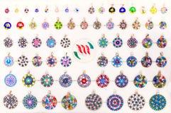 Murano jewellery royalty free stock photos