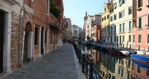 Murano kanał Obraz Royalty Free