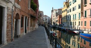 Murano Kanal lizenzfreies stockbild