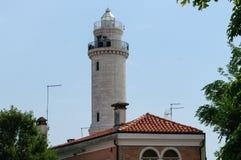Murano-Leuchtturm Stockfotografie