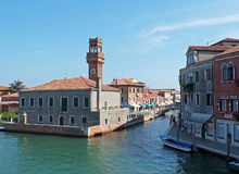 Murano. Royalty Free Stock Image