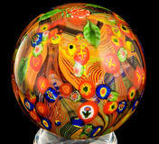 murano sfera Zdjęcia Royalty Free