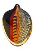 Murano szkła waza Zdjęcie Stock