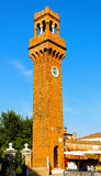 Murano tower Stock Image