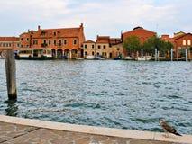 Murano van Venetië Stock Afbeelding