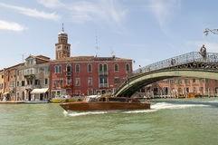 Murano, Venedig, Italien Lizenzfreies Stockfoto